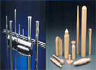 Tungsten Carbide finished and preformed rotary tools